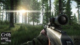Ищем диких в лесу  Escape From Tarkov.