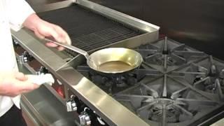 Fry Pan Seasoning