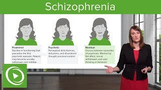 Schizophrenia: Neurotransmitter Tracts, Causes, Treatment & Assessment – Psychiatry | Lecturio