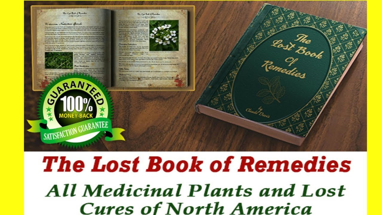 "The Lost Book Of Remedies pdf"" - Review"