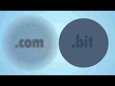 Why should you get a dot bit domain name?