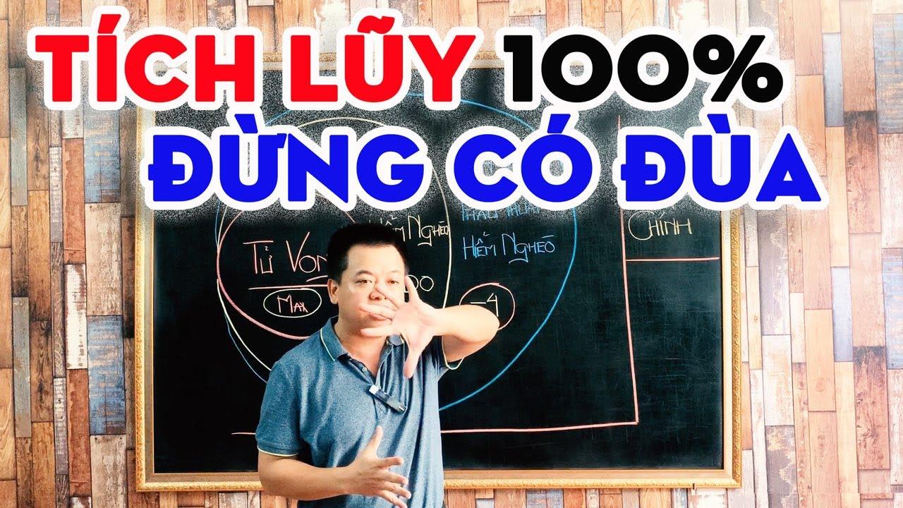 """Tuyệt vời:""""Sản phẩm bảo hiểm nhân thọ chính tích lũy 100%"""" - Trần Việt"""