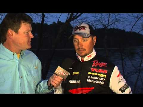 Pre-Tournament Report from Lake Hartwell with Jason Christie