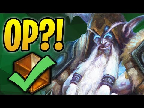 Hitting Legend with Triple Win Condition Druid | The Boomsday Project | Hearthstone