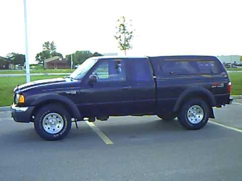 2002 ford ranger xlt fx4 off road youtube. Black Bedroom Furniture Sets. Home Design Ideas