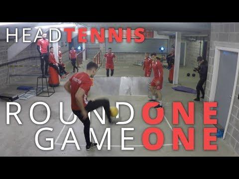 HEAD TENNIS | Alex Kenyon & Adam Campbell v Sam Lavelle & Elliot Osborne