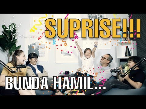 SUPRISE!!! BUNDA HAMIL... | MIC (Mona Indra Chitchat)