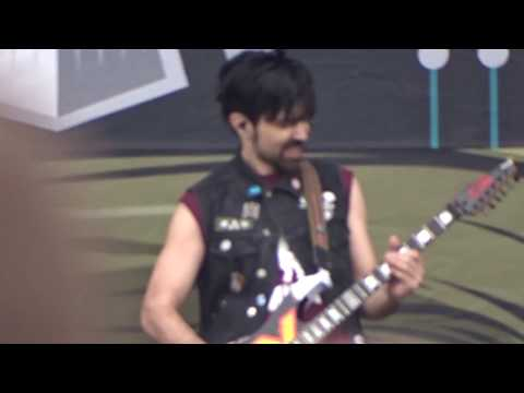 CKY- flesh into gear  (HD 1080p) (Live At Download Festival 2018)
