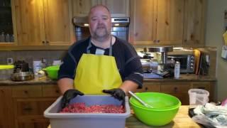 The Sausage Meister - Bratwurst and Polish Kielbasa Tutorial