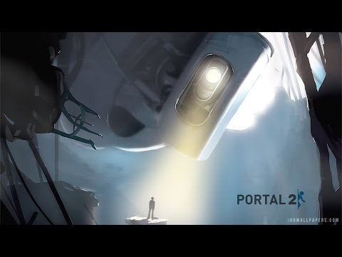 Portal 2 - All GLaDOS Quotes (Singleplayer Story) + Want You Gone (w/Lyrics)