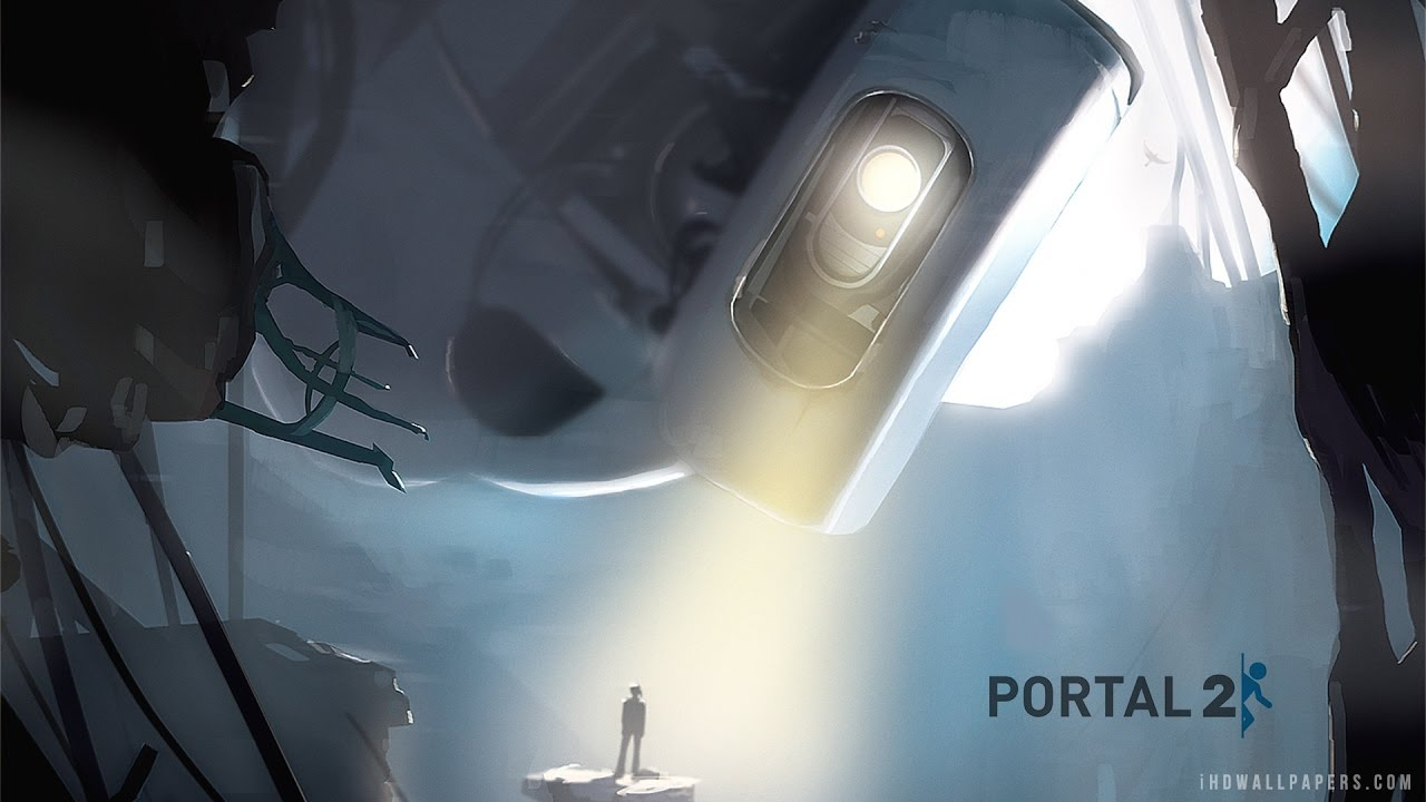 Portal 2 All Glados Quotes Singleplayer Story Want You Gone W Lyrics