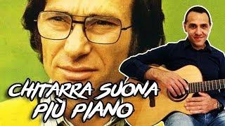Chitarra Suona Più Piano -  Nicola Di Bari - Chitarra - Facile