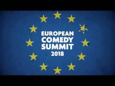 The European Comedy Summit 2018