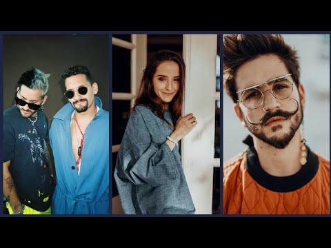 los mejores tik tok de: Evaluna, Camilo, Mau y Ricky - TIKlux TOK