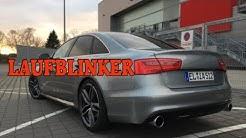 Audi Blinker Lauflicht A6