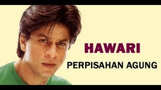 Hawari   Perpisahan Agung Video Lirik