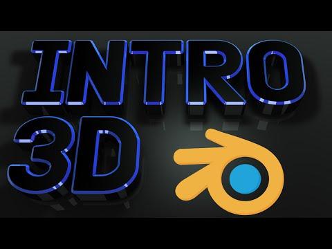 [TUTO] FAIRE VOTRE INTRO 3D FACILE RAPIDE (MÊME AVEC PC POURRI) !