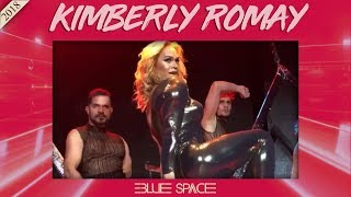 Blue Space Oficial - Kimberly Romay e Ballet - 15.07.18