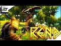 Rend Gameplay! Killing a Draptor! E3