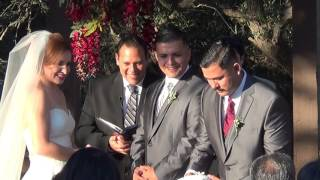Frank and Ashton Ponce's Wedding at Boulder Springs Event Center performed by Reverend Rene Esparza
