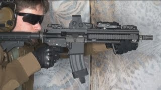 (Airsoft) HK416 WE Gbbr (Open Bolt)