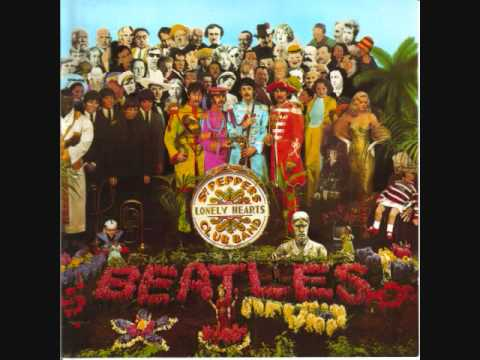 sgt pepper 39 s lonely hearts club band the beatles youtube. Black Bedroom Furniture Sets. Home Design Ideas