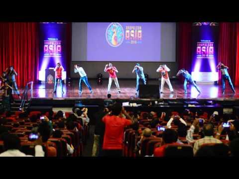 DrupalCon Asia 2016: Flashmob