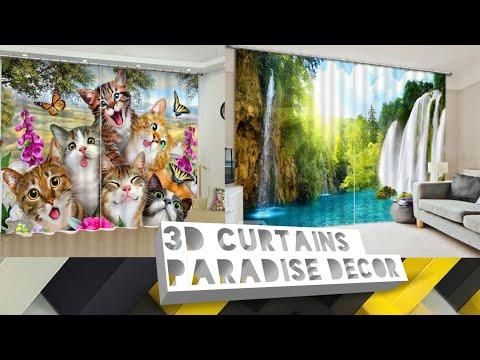#5dmulrus-#curtains-curtains-design-ideas-2019-!-living-room-bedroom-creative-curtain -3d-max,-3d,