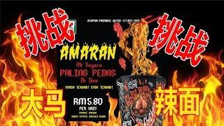 [AceMan]挑战大马辣面Daebak Ghost Pepper~辣到Hangggg机