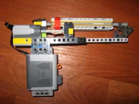 working lego gun instructions free