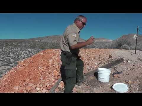 Travis Mine In Beatty NV Try Before You Buy Video