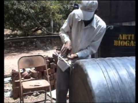 Compact Biogas Plant