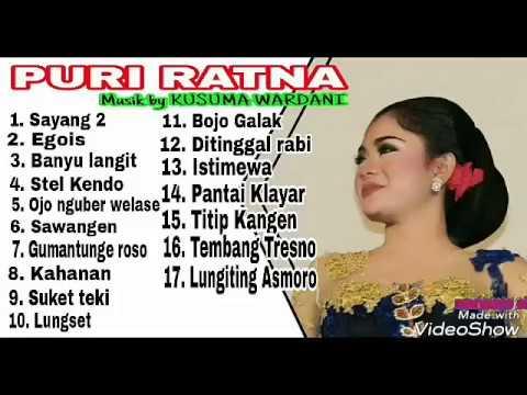 Puri Ratna | Full Album Non Stop 2018 Kusuma wardani