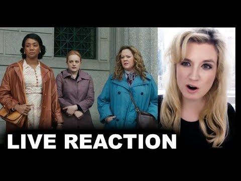 The Kitchen 2019 Trailer REACTION