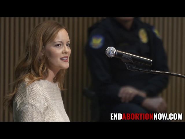 Woman Boldly Confronts City Council