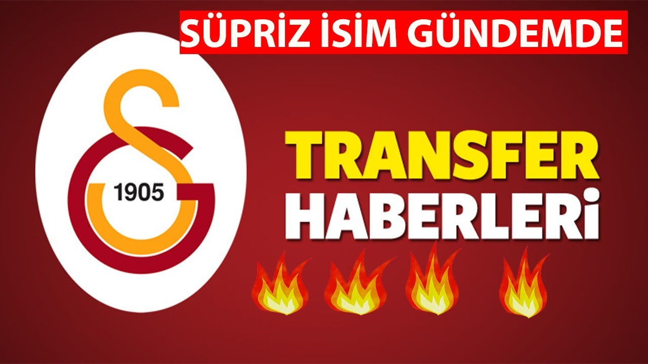 SON DAKİKA GALATASARAY TRANSFER HABERLERİ / SÜPRİZ TRANSFER ATAĞI #galatasaray #sondakika #transfer