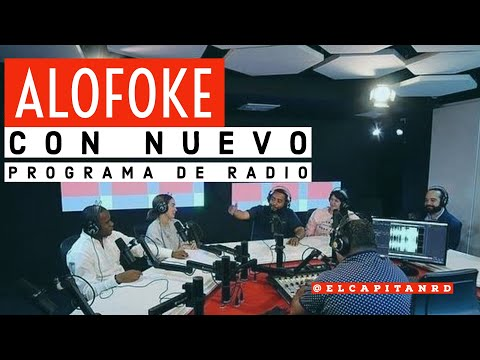 Santiago Matias, Alofoke ahora con un nuevo programa de Radio