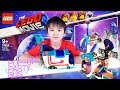Lego Movie 2 70828 Pop-Up Party Bus -7 Years Old Kid Lego Speed Build  Review
