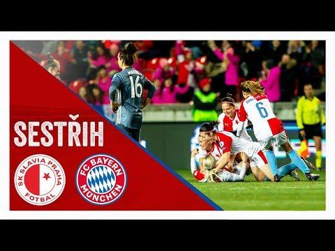 SESTŘIH UWCL | Slavia - Bayern 1:1