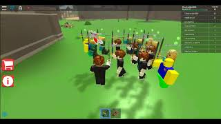 Roblox Official Cha cha Slide!