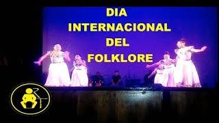 día internacional del folklore 2018 con renacer afro de arica