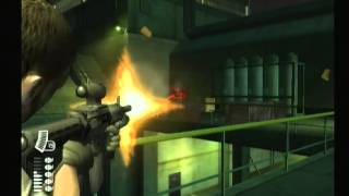 Without Warning PS2 Gameplay