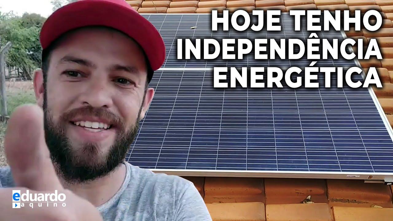 Quanto CUSTOU Energia Solar OFF GRID do Gustavo?