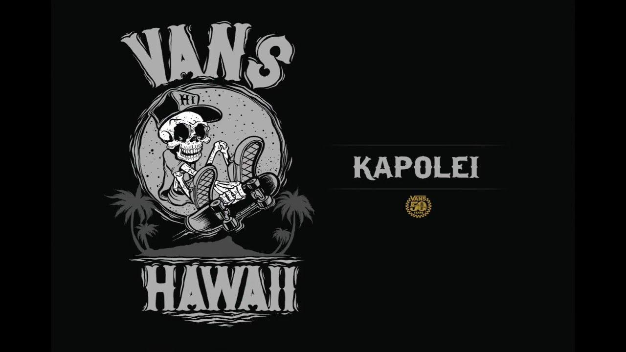 ca6f91ed8cc Vans   Kapolei Skate Jam BBQ 2016 - YouTube