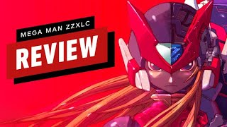 Mega Man Zero/ZX Legacy Collection Review (Video Game Video Review)