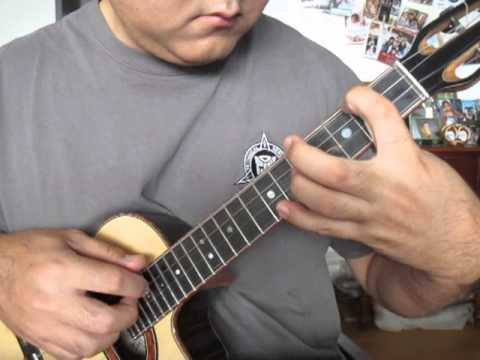 Classical Music on Low G Ukulele - Romance & Tarrega