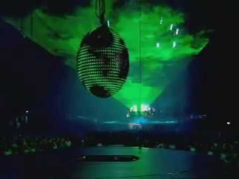 Take That - Rule The World (Live Performance On The Beautiful World Tour 2007)