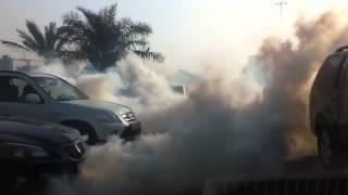 البحرين:المرتزقة تقمع مسيرة الجمعيات29/6/2012