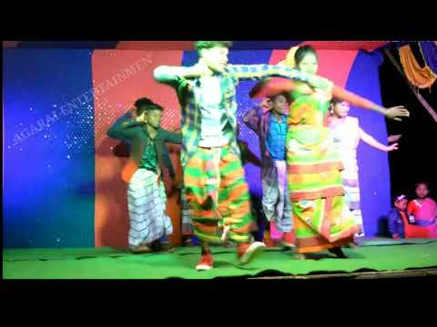 Prem Ragi Santali Stage Dance 2020// Bir Birsha Ho Akhada // Balanposi Stage