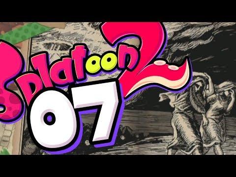 SPLATOON 2 MODE HÉROS #07 - QU'EST-IL ARRIVÉ AUX HUMAINS ?